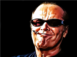 Jack Nicholson Screensaver Sample Picture 1